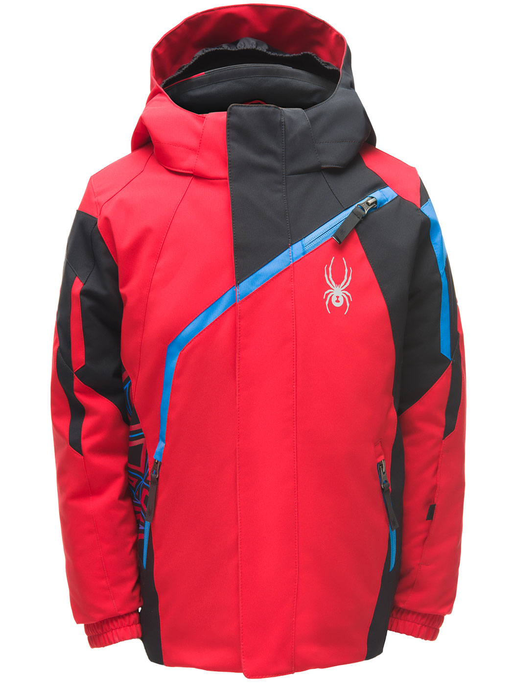 844cadb6841d Spyder Boy s Mini Challenger Jkt - Ski Jackets - buy online at Sport ...