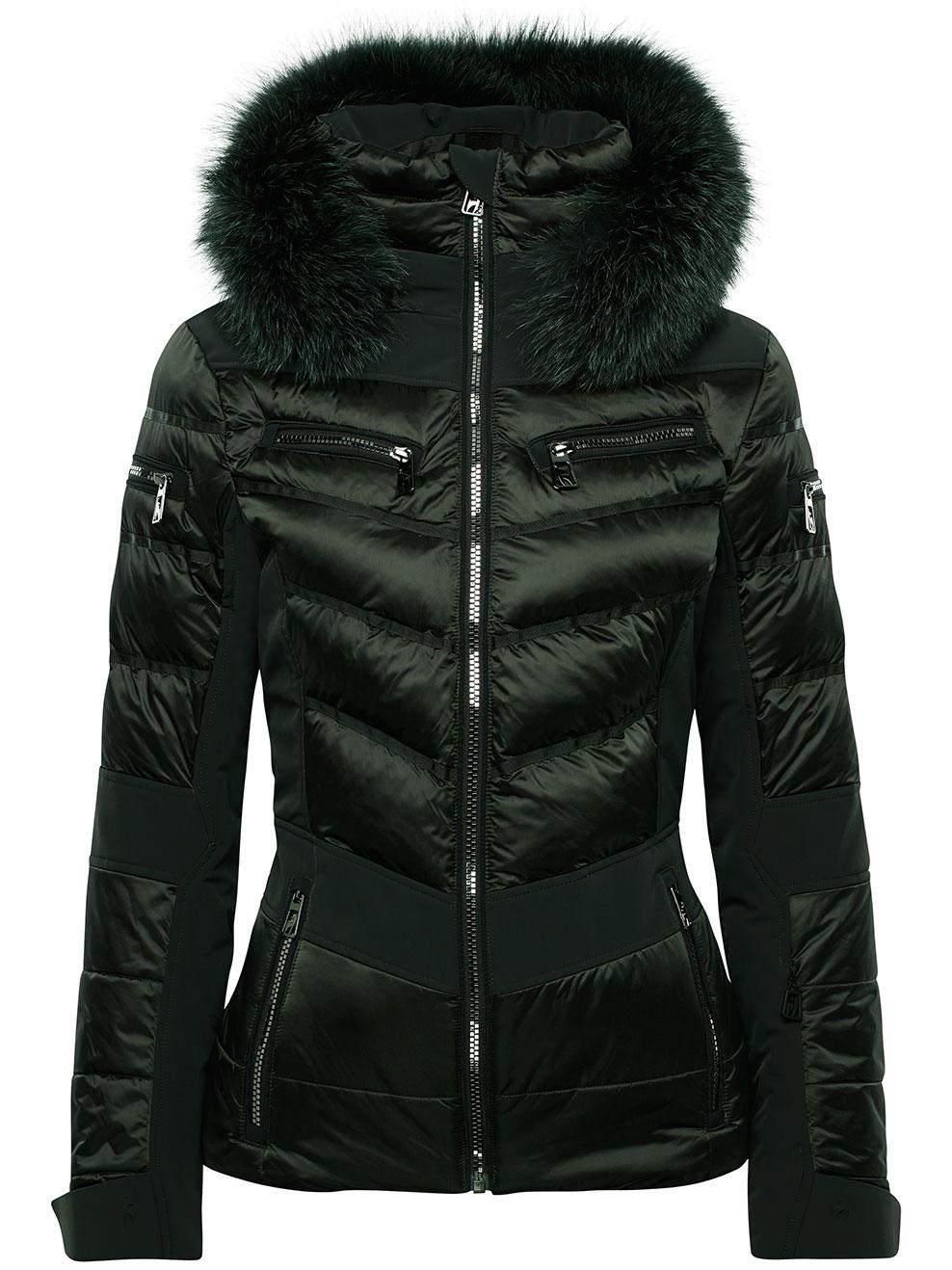 3841a64cf29b Toni Sailer Maria Fur - Ski Jackets - buy online at Sport Gardena