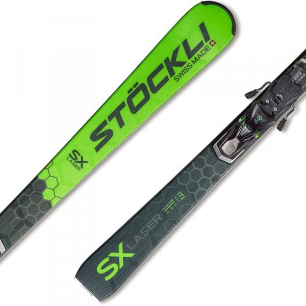 Laser SX + SRT Speed + SRT12