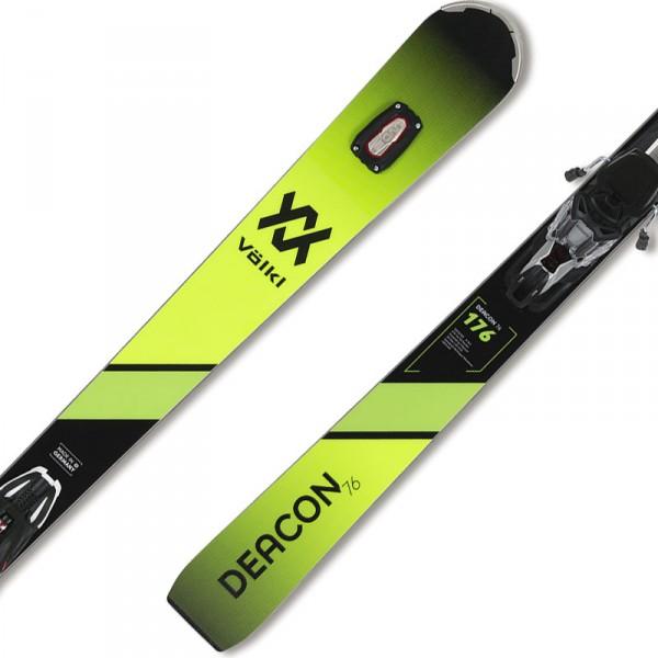 Deacon 76 + rMotion2 12 GW
