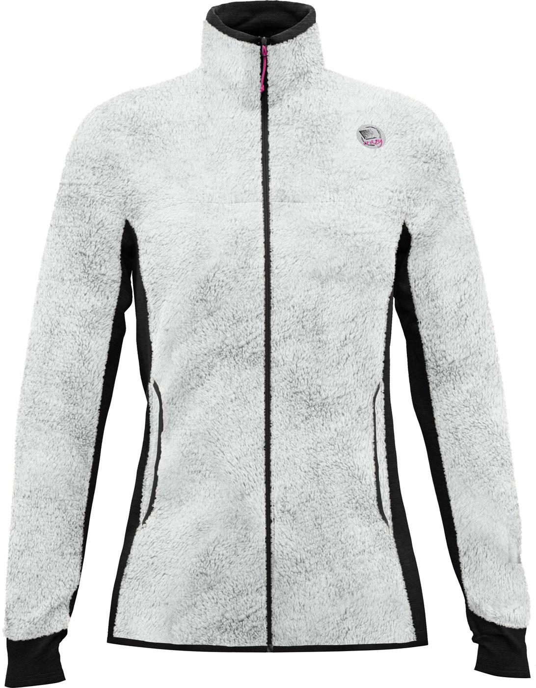 Micron Fleece-Jacke Farbe:White;Gr/ö/ße:XS XS,White