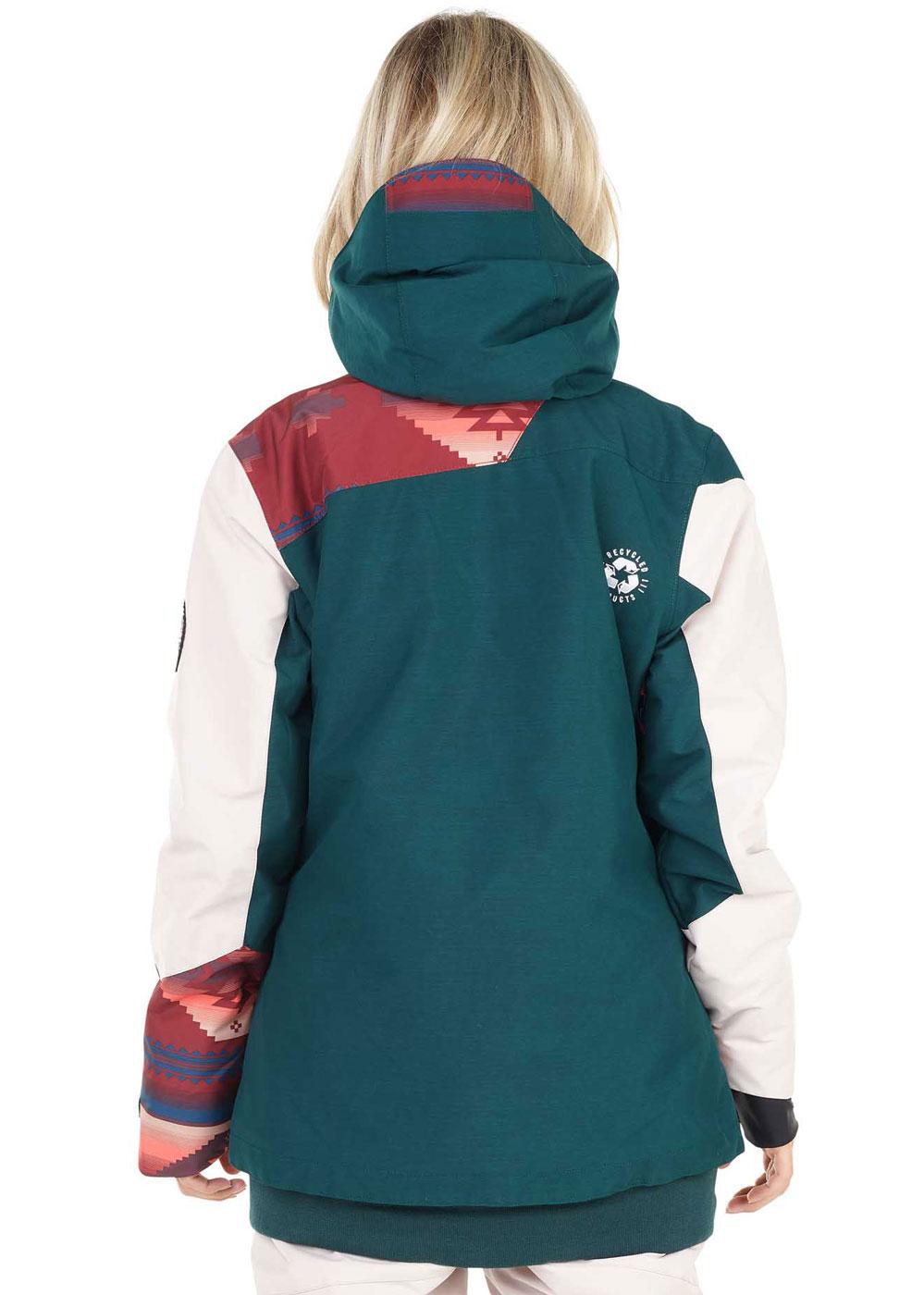 Picture Weekend Jacket WVT127 Damen Snowboardjacke Emerald