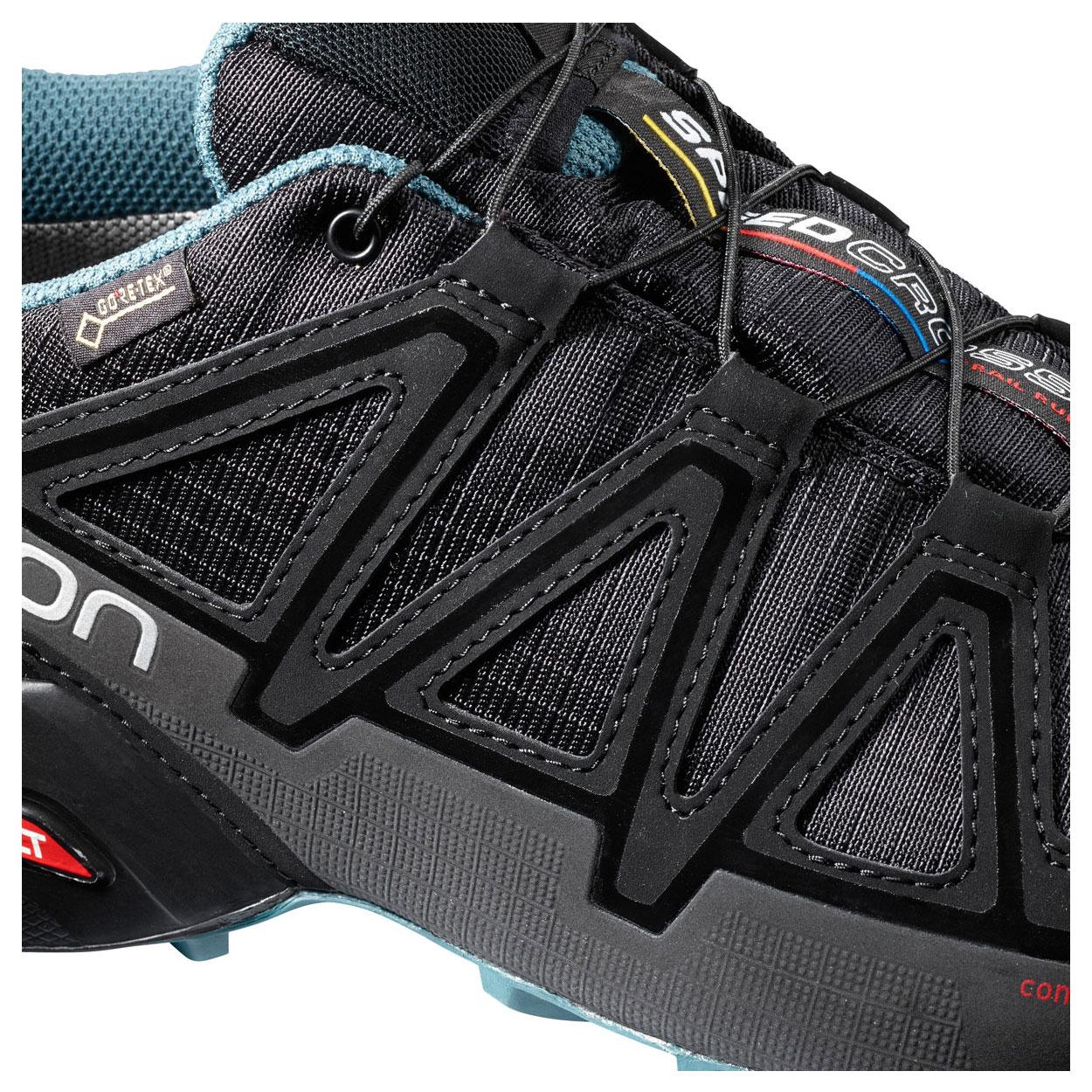 pretty nice 9149f aa8bd Salomon Speedcross 4 GTX Nocturne 2 - Unisex Trail Running Shoes